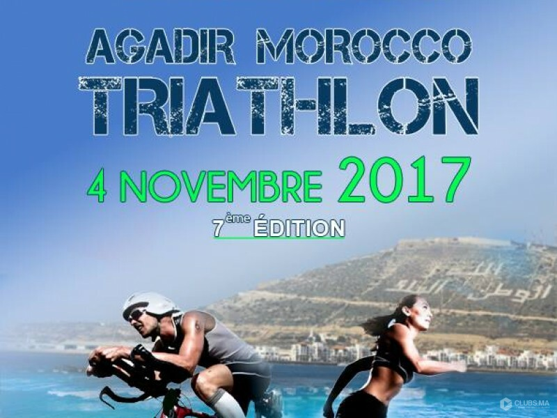 7ème édition du Triathlon International d'Agadir