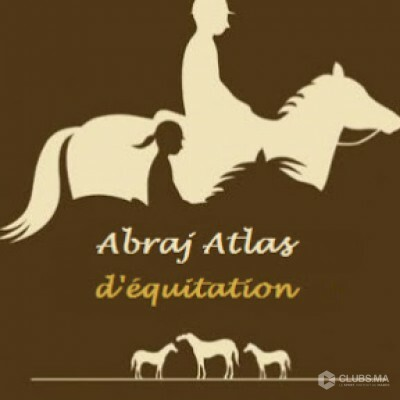 logo Abraj Atlas d'équitation