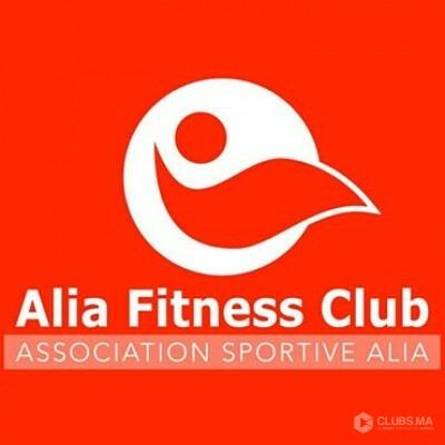 logo Alia Fitness Club