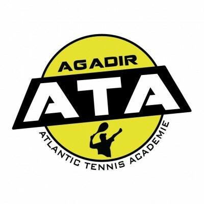 logo Atlantic Tennis Académie Agadir