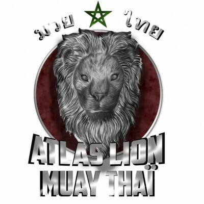 logo Atlas Lion Muay Thai