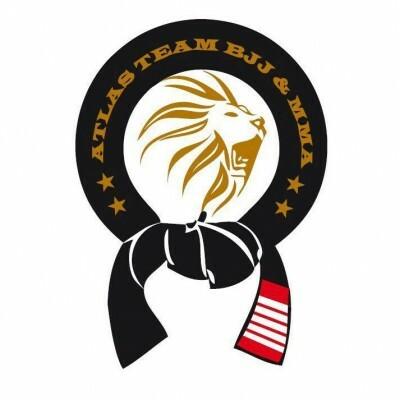 logo Atlas Team Bresilien Jiu-jitsu and MMA