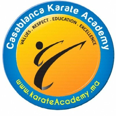 logo Casablanca Karate Academy