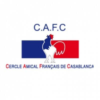 logo Cercle Amical Français de Casablanca CAFC