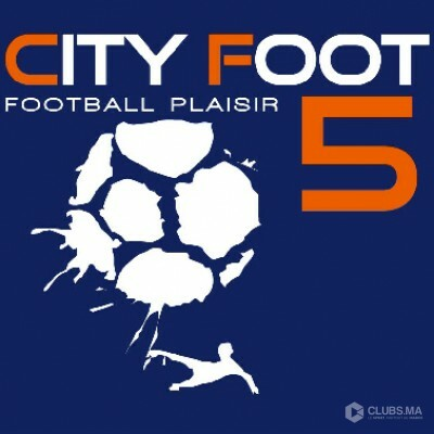 logo City Foot 5