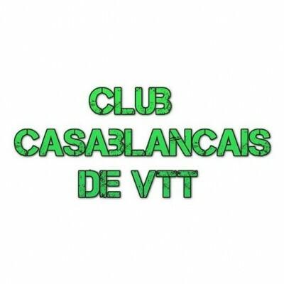 logo Club Casablancais de Vtt