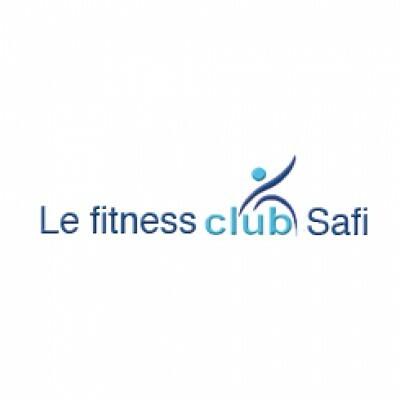 logo Club Fitness Safi