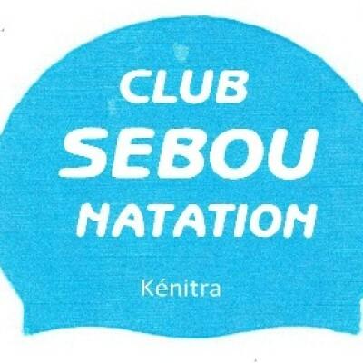logo Club Sebou de natation