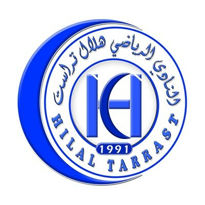 logo Club Sportif Hilal Tarrast de Tennis de Table