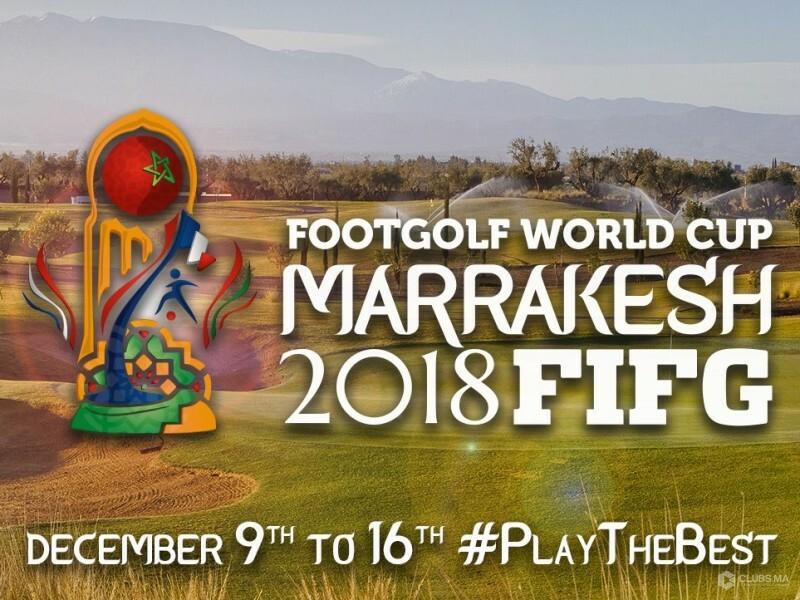 Coupe du Monde de FootGolf 2018 au Maroc