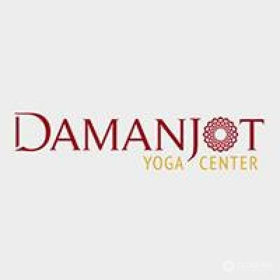logo Damanjot Yoga Center