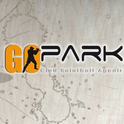 logo Go Park Agadir Paintball