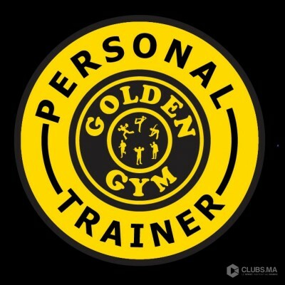 logo Golden Gym