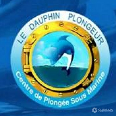 logo Le Dauphin Plongeur