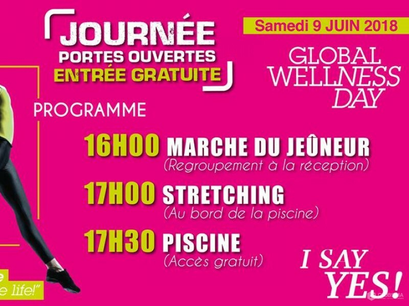 Passage Fitness célèbre le Global Wellness Day 2018