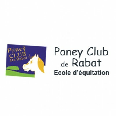 logo Poney club de Rabat