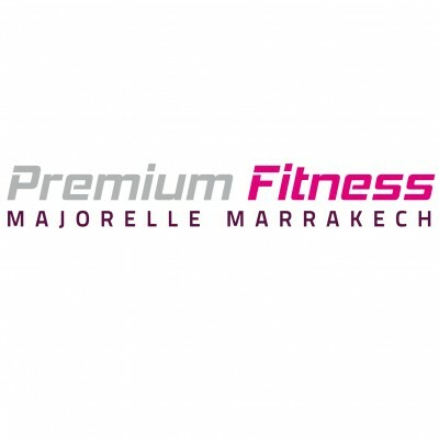 logo Premium Fitness Majorelle