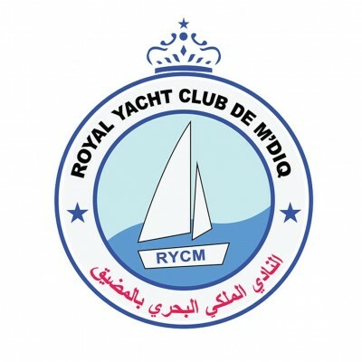 logo Royal Yachting Club de M'Diq
