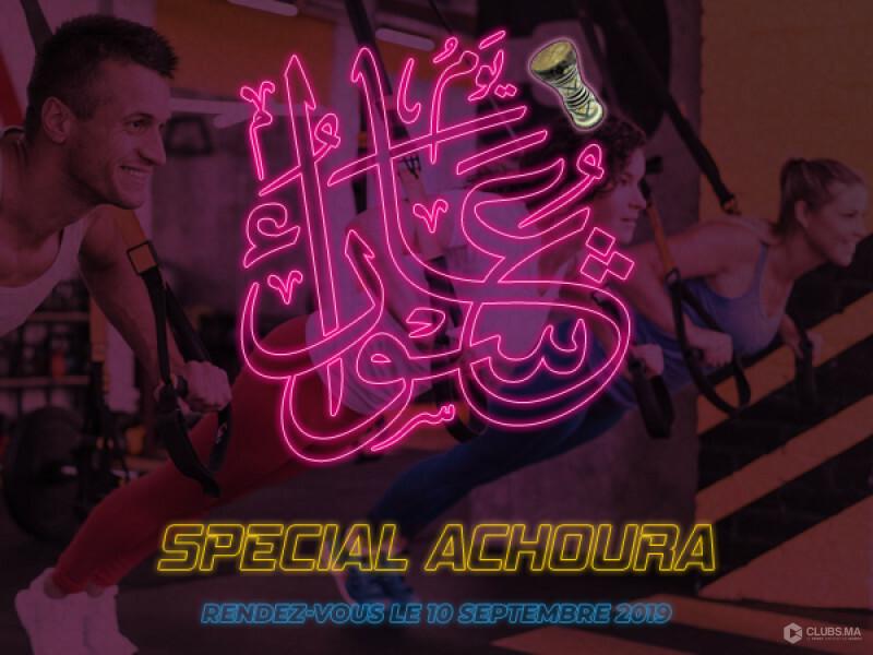 Spécial Achoura chez Premium Fitness Majorelle