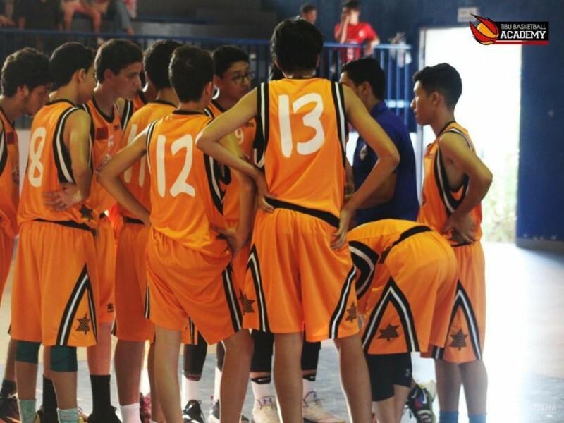 TIBU Basketball Academy déniche les talents du Souss