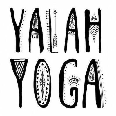 logo Yalah Yoga