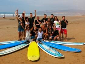 Abo Surf Morocco à Agadir