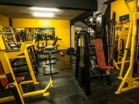 K-Fitness Club salle de sport casablanca k fitness club Casablanca