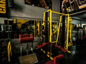 K-Fitness Club machines de musculation casablanca Casablanca