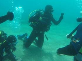 plongée sous marine al hoceima à Al Hoceïma