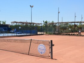 court de tennis à marrakech