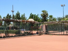 Marrakech Sports Center terrain de tennis marrakech Marrakech