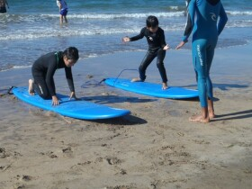 surf bouznika à Bouznika
