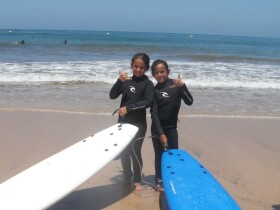 Bouznika Surf Camp surf bouznika camp Bouznika