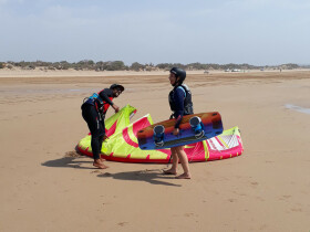 The Atlantic Life kitesurf essaouira Essaouira
