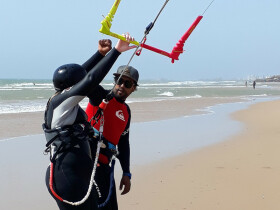 The Atlantic Life cours kitesurf essaouira Essaouira