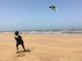 The Atlantic Life essaouira kitesurf Essaouira