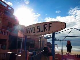 Ifni Surf à Sidi Ifni