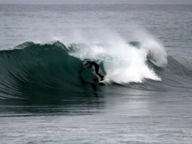 Sahara Surf à Agadir