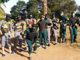 Paintball Fight Club team paintball tanger Tanger
