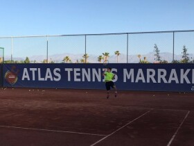 Atlas Tennis Marrakech tennis pour enfant marrakech Marrakech