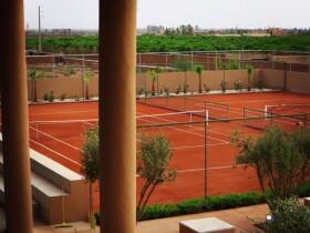 Atlas Tennis Marrakech court de tennis à marrakech Marrakech