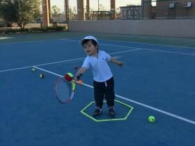 Atlas Tennis Marrakech tennis petit enfant marrakech Marrakech