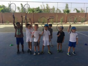 Atlas Tennis Marrakech enfants tennis marrakech Marrakech