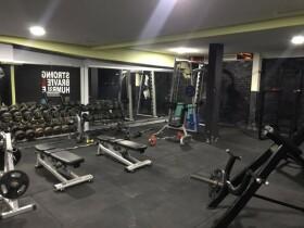 Ghost Gym salle de cross training salé Salé