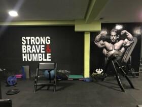 Ghost Gym salle de musculation salé Salé