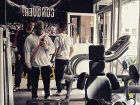 Ghost Gym tapis roulant salé Salé