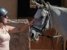 Terres d'Amanar équitation marrakech Marrakech
