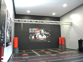 m Wellness Centers Rabat - Club Moving salle de TRX rabat Rabat