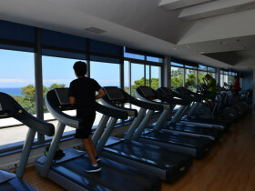 m Wellness Centers Tanger - Club Moving machines cardio sport tanger Tanger