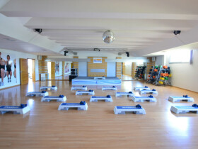 m Wellness Centers Tanger - Club Moving cours collectifs sport tanger Tanger